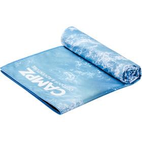 CAMPZ Mikrofiberhåndklæde 90x200cm, beach